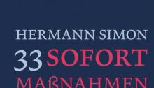 Hermann Simon, 33. Sofortmaßnahmen gegen die Krise / Coverfoto: Copyright Campus-Verlag