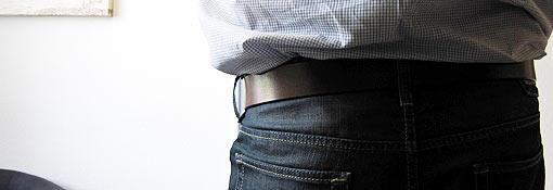 Mit dem Versuch dieselbe Jeans ein zweites Mal zu kaufen hat alles begonnen.