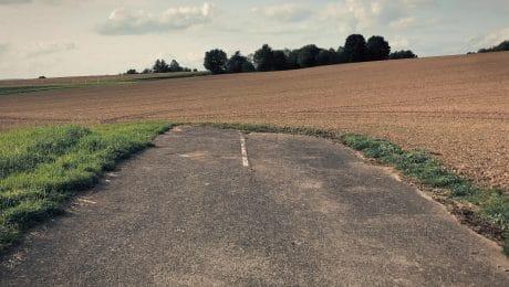 Sackgasse | Ja nun: wer nicht weiß, wohin es gehen soll, der landet ruckzuck dort, wo es nur schwerlich weiter geht.